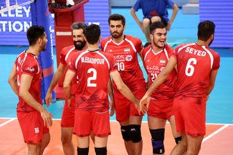 تیم ملی والیبال ایران  به مصاف قطر میرود