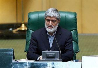 مطهری: دولت پیام اعتراضات دیروز مجلس را دریافت کند