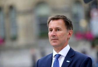 واکنش وزیر خارجه انگلیس به ماجرای خاشقچی