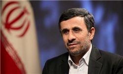 پیام احمدینژاد به رؤسای جمهور ۷۶ کشور جهان
