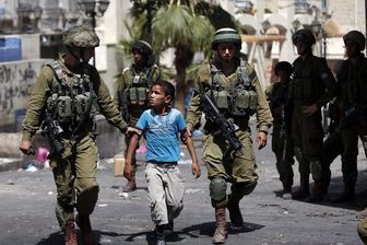 کودکان فلسطینی در زندان اسرائیل باید فورا آزاد شوند