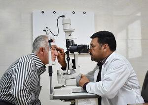 ویروس کرونای جدید به چشم ها حمله میکند