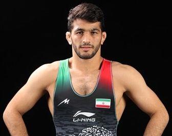 حسن یزدانی برای حضور در المپیک آماده می شود