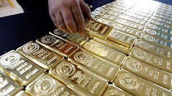 خوشبینی بازار به افزایش قیمت طلا با وجود افت هفتگی