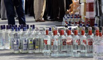 فوتیهای مشروبات الکلی در کرج به ۵ نفر رسید