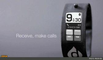 مچبند هوشمند برای کنترل تلفن همراه + عکس