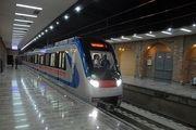 افزایش ساعت کار مترو به دلیل مراسم وداع با شهدا