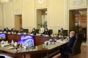 دیدار سرلشکر موسوی با رئیس مجلس