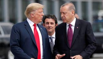 جزئیات دیدار ترامپ با اردوغان در واشنگتن