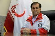 مرتضی سلیمی، رئیس سازمان امداد و نجات هلال احمر استعفا کرد
