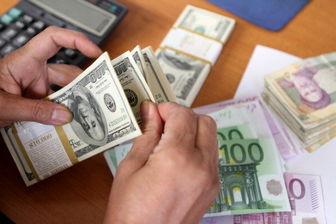 نرخ ارزهای بین بانکی در ۱۹ اسفند