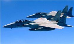 جنگنده «اف ۱۵» آمریکا در «اکیناوا» سقوط کرد