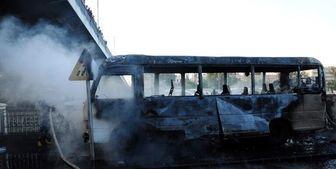 مسئول انفجار امروز در دمشق