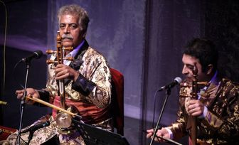 کنسرت فرج علیپور در سالن میلاد