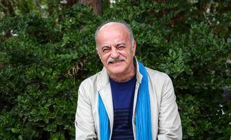 بستری شدن بازیگر نام آشنای ایرانی در بیمارستان/ عکس