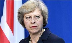 """""""ترزا می"""" اتحادیه اروپا را تهدید کرد"""