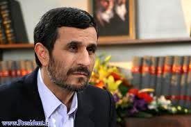 احمدی نژاد: سال ۱۴۰۰، انسان ایرانی در فضا