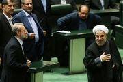 توضیحات روحانی در مجلس باید افکارعمومی را قانع کند
