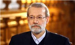 لاریجانی: با بمباران نمی توان مسائل سوریه را حل کرد