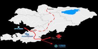 چین مسیر جدید اینترنت پر سرعت برای قرقیزها
