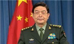 وزیر دفاع چین خواستار گسترش روابط نظامی با ایران شد