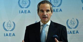 گروسی: ایران به غنیسازی اورانیوم ادامه میدهد