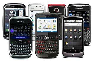 قیمت انواع گوشی موبایل در ۱۳۹۲/۷ / ۱۶