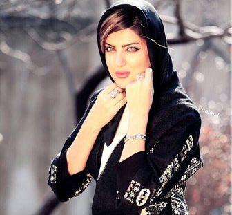 حجاب مثال زدنی «هلیا امامی» در سریال جدید ده نمکی/ عکس