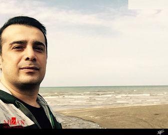 سپند امیرسلیمانی درکنار بامزه ترین آدم جهان/ عکس