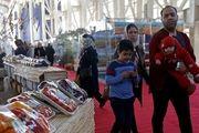 استقبال تهرانی ها از یازدهمین جشنواره ارگانیک تهران