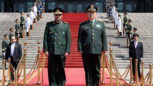 دویچه وله: ایران «شریک راهبردی» چین است