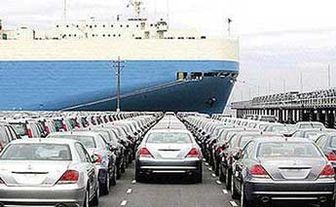 خودروهای خارجی هم احتکار شدهاند