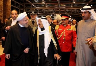 واکنش وزیر امور خارجه کویت به سفر روحانی به این کشور