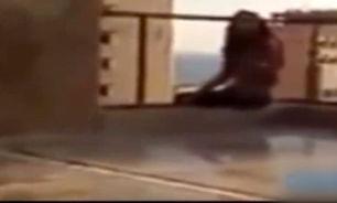 مردیکه از خودکشیهمسرش فیلم گرفت! + فیلم