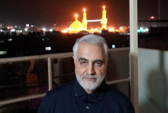 تصویر دیده نشده از سردار سلیمانی در کنار احمدشاه مسعود