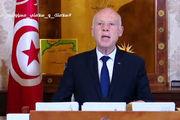 هشدار رییس جمهوری تونس درباره دخالت خارجی در کشورش