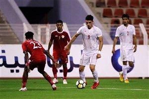 دغدعه اصلی تیم ملی امید و کرانچار