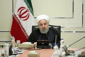 روحانی: تولید فولاد کشور در هفت سال گذشته ۲ برابر شده است/ افزایش تولیدات مهم کشور در سهماهه اول سال ۹۹
