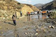 کمکهای ارتش برای سیل زدگان خوزستان و لرستان