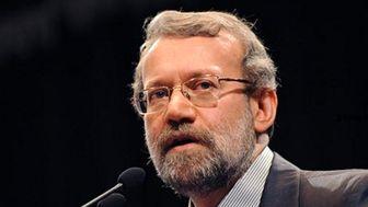 لاریجانی: مثلث شوم آمریکا، اسرائیل و سعودی تلاش دارد ایران را در کنج قرار دهد
