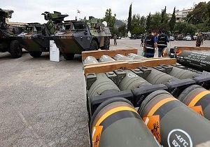 فروش تسلیحات در جهان؛ آمریکا و روسیه در صدر