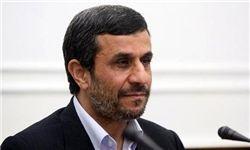 تقدیر احمدینژاد از ۱۴ معلوم نمونه کشوری