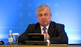 دیدار نماینده ویژه رییس جمهور روسیه با دبیر شورای عالی امنیت ملی