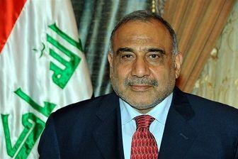 عبدالمهدی به دنبال افزایش امنیت در مرزهای عراق