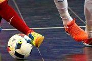 تیم ملی فوتسال به دنبال حریف تدارکاتی برای 2 فیفا دی