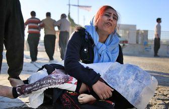 رنج زلزله زدگان و اخلاق مگسی خودکامگان