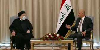 جزئیات گفتوگوی تلفنی رئیس جمهور عراق با آیتالله رئیسی