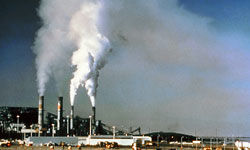 آلودگی هوا ۱۶۰کودک راروانه بیمارستان کرد