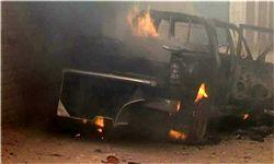 انفجار مهیب جان ۸ غیرنظامی افغان را گرفت