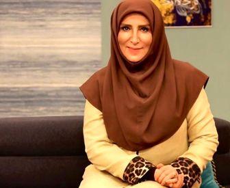 حال خوش ژیلا امیرشاهی /عکس